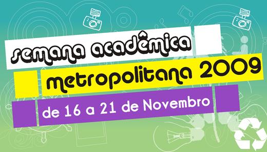 Semana Acadêmica Metropolitana