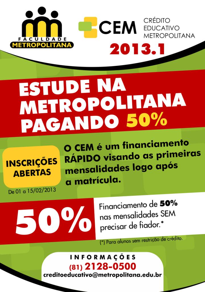 CEM 2013.1