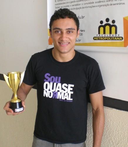 Felipe Silva vence a XV Copa Nagai de Judô
