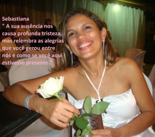 Sebastiana Oliveira Lopes