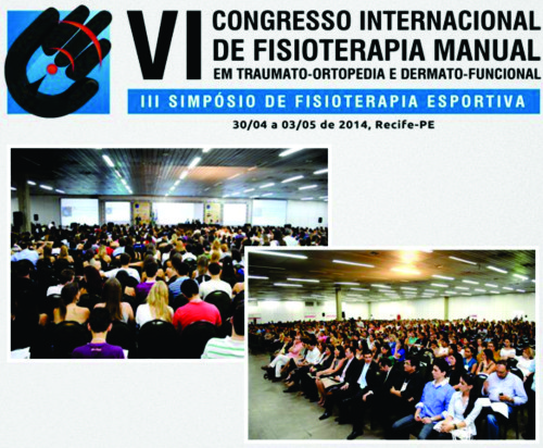 Congresso Internacional de Fisioterapia no Recife