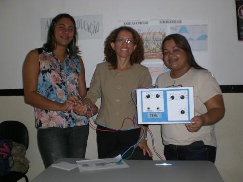Exposição de Modelos de Biofísica