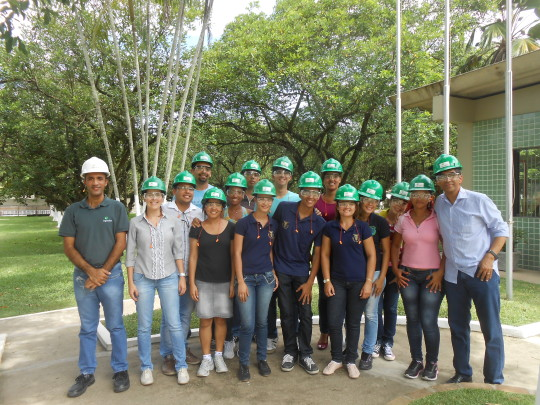 Visita a Ingredion