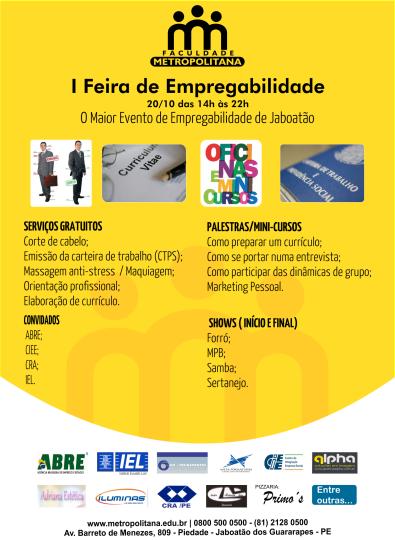 10 10 14 Evento de empregabilidade RFM