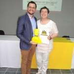 13.10 | Prof. Sthenio Magalhães com a Dra. Thelma Panerai