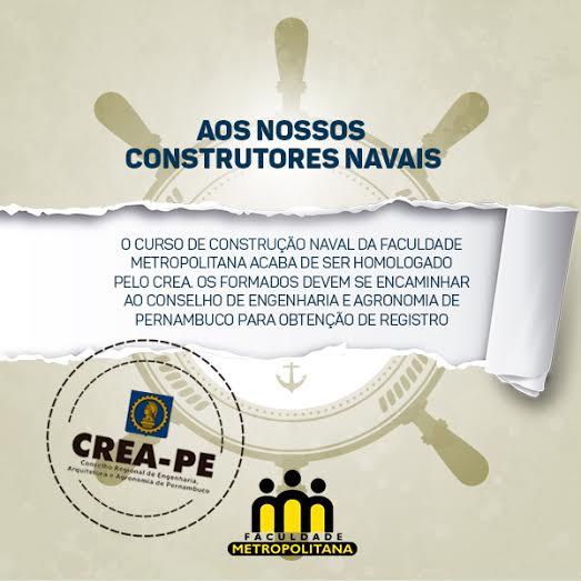 crea - naval