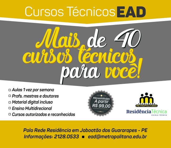 40 cursos EAD - 2