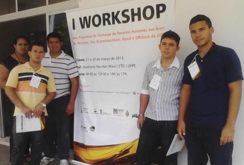 I Workshop dos programas de formação de recursos humanos em Petróleo, Gás, Biocombustíveis, Naval e Offshore