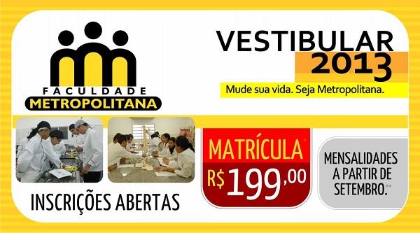 Vestibular 2013.2