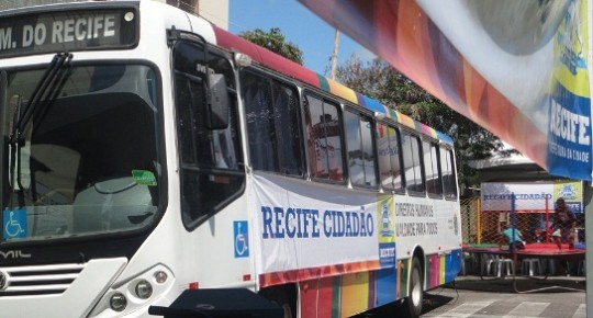 Alunos da Metropolitana realizam doação para vítimas de incêndio