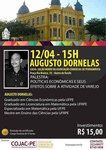 Auguto Dornelas - Palestra ACP