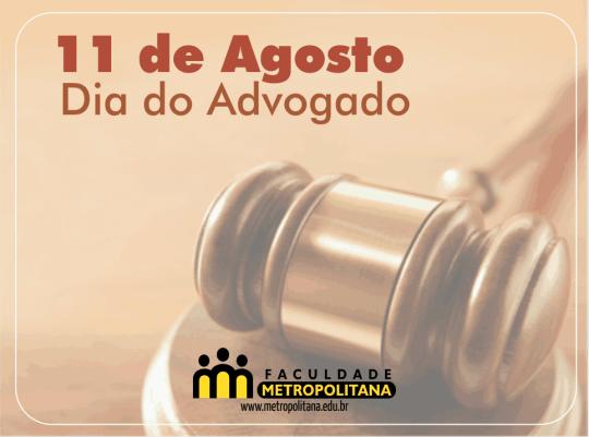 11 08 2015 Dia do Advogado